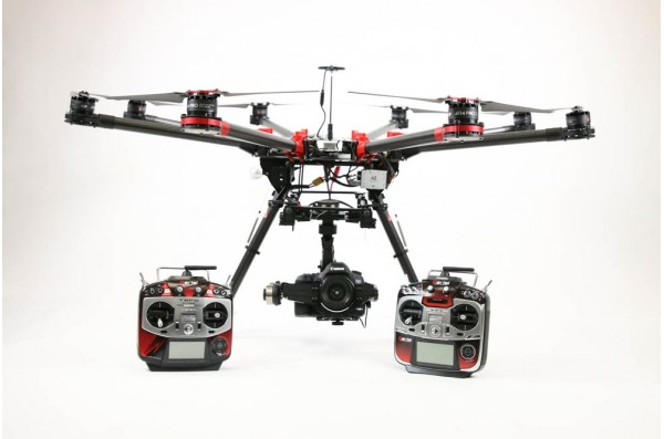 s1000 octocopter dron dji